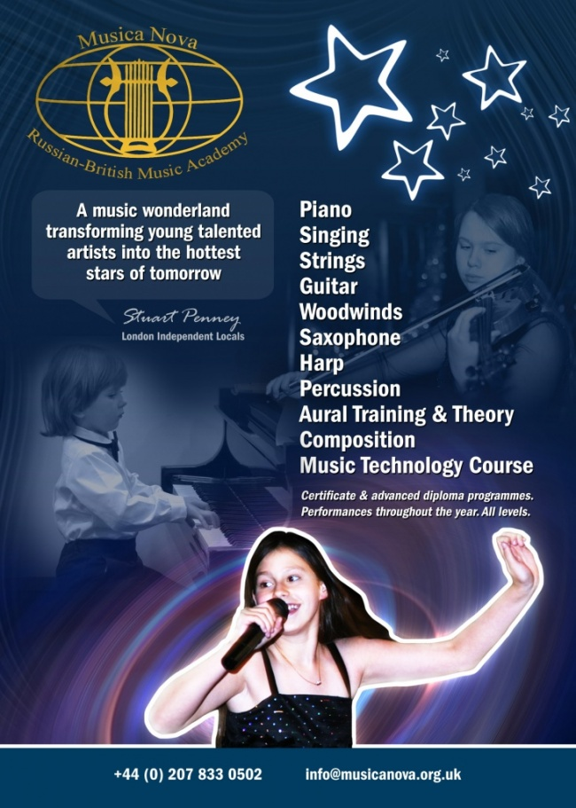 Auditioning now for the new Academic 2014/15 year Academy Open Days