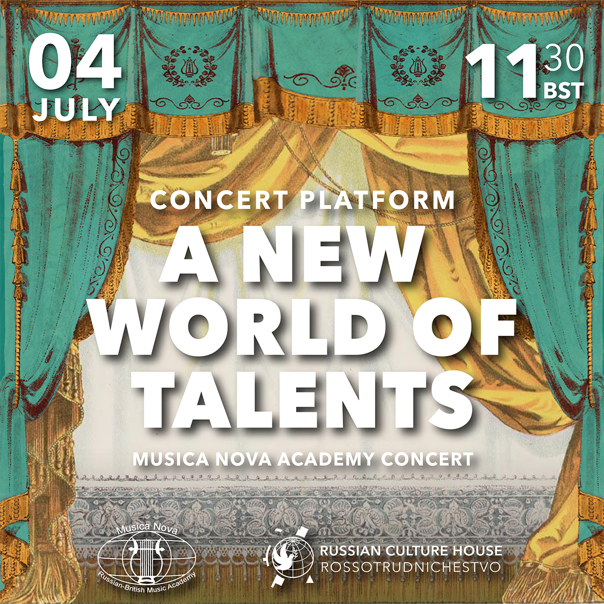 """A New World of Talents"" concert"